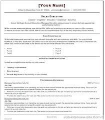 How To Write A Resume For Job Interview Resume Format For Job