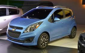 The 2013 Chevrolet Spark - Travel Blog