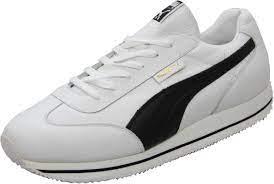 Puma Schuhe Street Cat Leather White / Black - Sneaker Sneaker Schuhe -  Laufschuhe - Kaufen bei Demotex GmbH