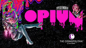 Cosmopolitan Las Vegas Seating Chart Opium Spiegelworld