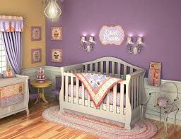 Nursery Bedroom Adorable Baby Girl Nursery Ideas Ideas 4 Homes