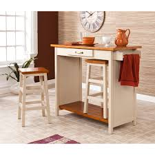 Space Saving For Kitchens Brown Wooden Space Saving Kitchen Table With Wheels Of Good Space
