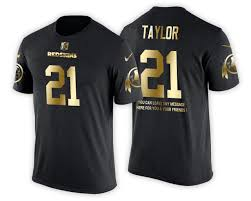 Jersey Sean Redskins Taylor Black
