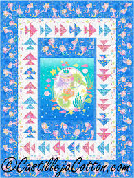 Mermaid Quilt Pattern Awesome Ideas