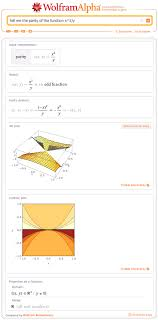 tell me the parity of the function x 2 y