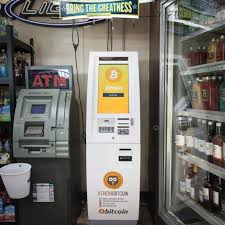 Vending Machine Bitcoin Delectable Bitcoin ATM Installations Peaked Blog Coin ATM Radar