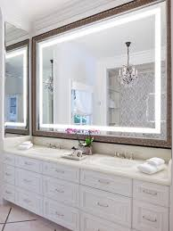 Bathroom Mirror Ideas for Home Decoration