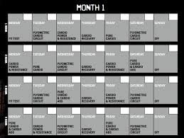 insanity calendar printable insanity calendar 60 day insanity workout schedule