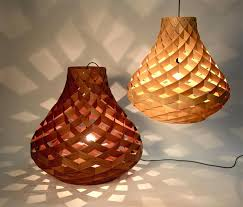 bamboo pendant lighting view in gallery woven bamboo veneer pendant lighting by bamboo pendant light fixtures bamboo pendant lighting