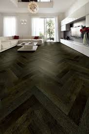 ... Black Herringbone Laminate Flooring