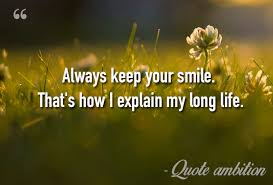 Best 40 Smile Quotes TOP LIST Unique Always Smile Quotes