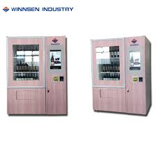 Champagne Vending Machine Beauteous China 48 Hour Service Champagne Vending Machine With Robotic China