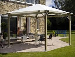Outdoor Backyard Canopy Patio Design Ideas