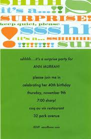 surprise birthday invitation wording for s new 40th birthday invitation wording funny inspirational birthday
