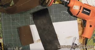softening leather