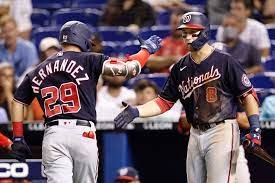 Washington Nationals: Updated win total ...