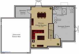 house plans with basement unique finished basement floor plans awesome charming idea ranch house