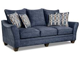 American Contemporary Furniture American Furniture 3850 Elegant Sofa With Contemporary Style