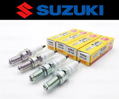 Details About Set Of 4 Ngk Cr10e Spark Plug Suzuki See Fitment Chart 09482 00460