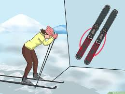 Powder Skis Size Chart How To Size Skis 10 Steps With Pictures Wikihow