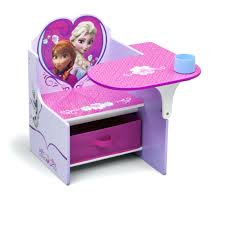 full image for kids pink organizer kids box one touch pneumatic adjule mesh back computer desk