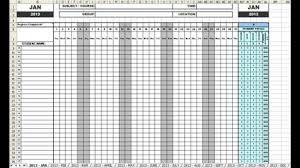 Meeting Attendance Sheet Template Employee Meeting Attendance Sheet Template Youtube