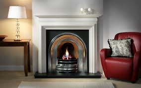 sears electric fireplace designs with white mantel