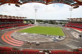 Metricon Stadium Metricon 2019 10 17