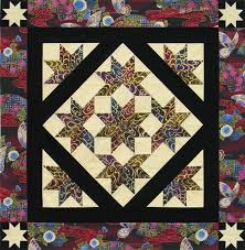 74 best STUDIO 180 DESIGN QUILTS images on Pinterest   Quilt ... & Make this beautiful quilt using the Rapid Fire Lemoyne Star Ruler. Quilt  Size 38 X Star size Adamdwight.com
