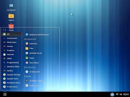 budgie desktop environment