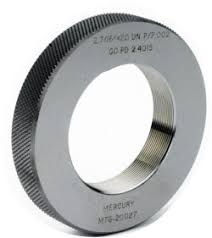 ring gauge. solid screw ring gauge
