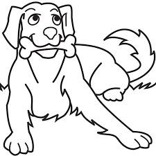 Small Picture Cute Cartoon Dogs Coloring PagesCartoonPrintable Coloring Pages