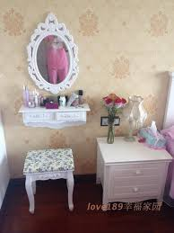 mirror height dressing table