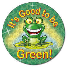 Image result for good to be green