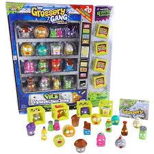 Grossery Gang Vending Machine Stunning Moose Toys The Grossery Gang Vile Vending Machine Moose Toys
