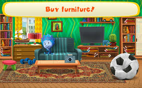 Fiksiki Dream House Games \u0026 Home Design for Kids - Android Apps on ...