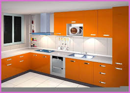 contemporary kitchen colors. Kitchen:Lavish Simple Kitchen Designs And L Shaped With Contemporary Design Ideas Colors I