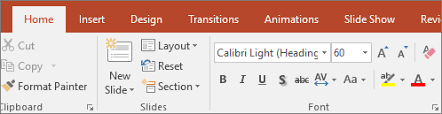 Whats New In Powerpoint 2019 For Windows Powerpoint