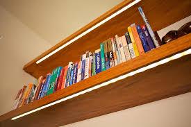 lighting for bookshelves. Book Shelf Lighting. Elemental Led Lighting For Bookshelves