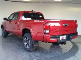 2018 New Toyota Tacoma TRD Sport Double Cab 6' Bed V6 4x2 ...