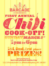1st annual chili cook off. Unique Off Chili CookOff U2014 March 3 2013 On 1st Annual Cook Off I
