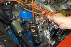 techtips installing an msd 6al ignition box make sure the terminals are fully covered so that a live wire can t come into contact ground shorting your components