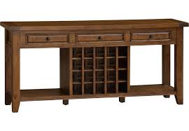 sofa table with wine storage. Sofa Table With Wine Storage U