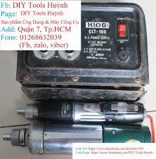 Máy bắt vít HIOS CL-9000 & CL-6000/6500