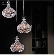 modern crystal pendant lighting. Modern Crystal Chandelier Lighting Chrome Fixture Pendant Lamp Hallway Light Deer Antler Drum Shade From Nascoled, $67.82| Dhgate.Com I