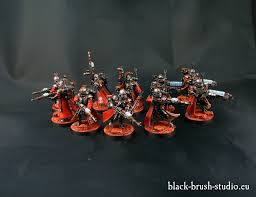 black brush studio miniature painting services adeptus mechanicus cult mechanicus skitarii