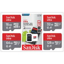 Sandisk Ultra 32g Micro Sd C10 Sdhc Sdxc Flash Memory Tf Card