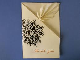 9 Ideas For Easy Homemade Thank You Cards
