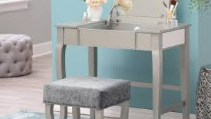 Simple Bedroom Vanity Table Design With Bedroom Makeup Vanity And