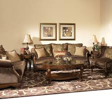 Wooden Living Room Chair Livingroom Sets Fairmont Designs Furniture Repertoire Sofa